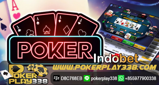 Login Poker Indobet